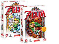 The Legend of Zelda Puzzelset 1 | 2x 360