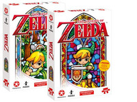 The Legend of Zelda Puzzelset 2 | 2x 360