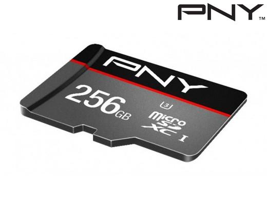 Karta Microsd Pny 256 Gb Klasa 10 U3 Internet S Best Online