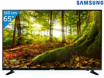 "Samsung 65""4 K UHD Smart TV"
