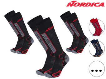 3x Nordica Skisocken | Speedmachine oder High Performance