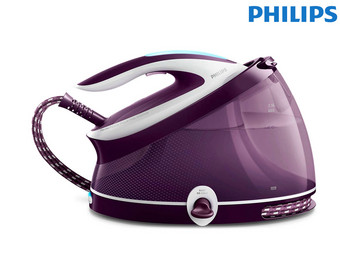Philips GC9325/30 PerfectCare Aqua Pro Dampfbügelstation | 6,5 Bar | 2,5 l