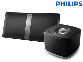 Philips Izzy Multiroom Speakerset | BM50 & BM5