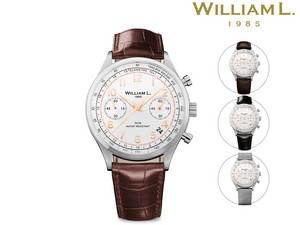William L. 1985 Chronograaf Horloge