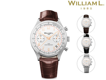 William L. 1985 Chronograph