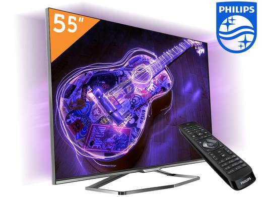 philips 55 inch 3d led tv met driezijdig ambilight internet 39 s best online offer daily. Black Bedroom Furniture Sets. Home Design Ideas