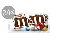 24x M&M's White Chocolate | 42 gr