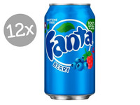 12x Fanta Berry | 355 ml