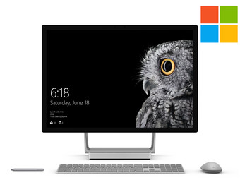 Microsoft Surface Studio | i7 | 16 GB RAM | 1 TB HDD + 128 GB SSD | Certified Pre-Owned