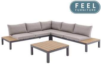 Feel Furniture Aluminium Loungeset | Palma