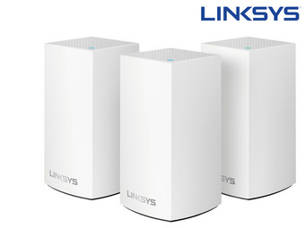 Linksys Velop Wifi Mesh Systeem