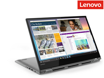 Lenovo Yoga 14″ 2-in-1 Laptop | Intel i3 | 128 GB SSD