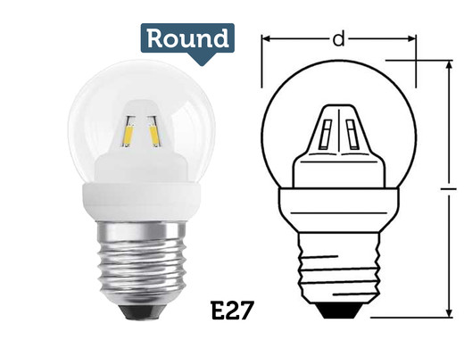 Osram led lampen ledlampen e with