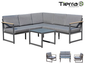Tierra Outdoor Loungeset Pacific