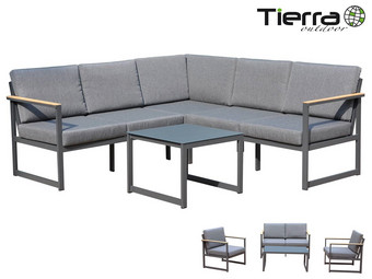 Tierra Outdoor Loungeset Pacific | Sofa of Corner