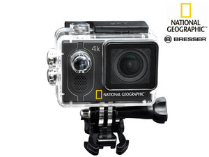 National Geographic 4K Action Cam