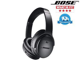 Bose QuietComfort 35 II Over Ear Koptelefoon