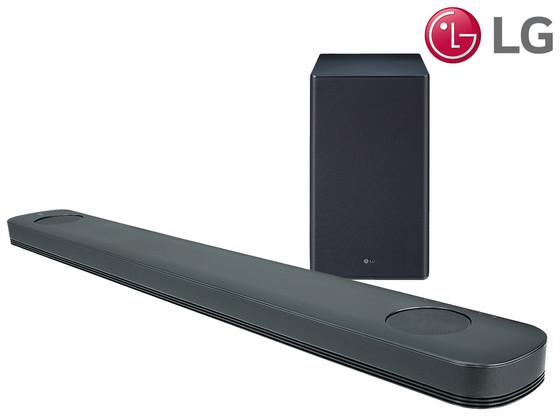 LG Dolby Atmos Soundbar | 500 W | 5.1.2 Ch | Google Assistant Compatibel | SK9Y