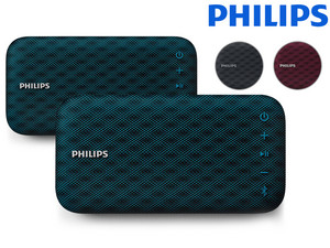 2x Philips BT3900 EverPlay Speaker