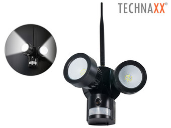 Technaxx HD IP Camera met Floodlight | TX-83