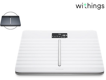 Nokia/Withings Body Cardio Körperanalysewaage