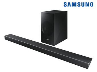 Samsung Cinematic Soundbar mit Surroundeffekte | HW-N650