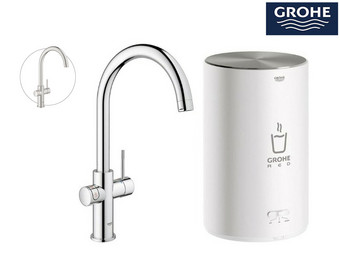 Grohe Red New Duo Kokendwaterkraan | M-Boiler