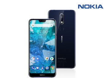 Nokia 7.1 Smartphone | 5,84″ | 32 GB | 3 GB | Full HD+