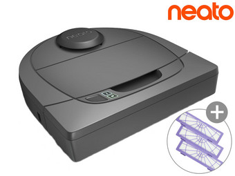 Neato Botvac D3+ Connected Robotstofzuiger
