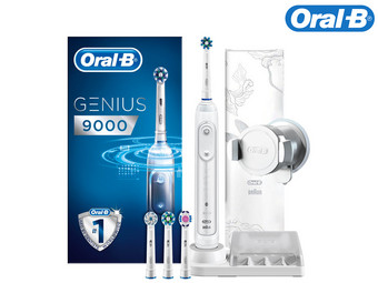 Oral b Genius 9000 Zahnbürste | Bluetooth
