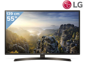 "LG 4K Smart TV | 43"" of 55"" (UK6400PLF)"