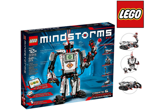 Lego Mindstorms EV3 | Set 31313