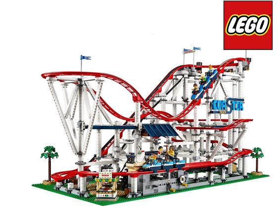 Lego Creator Roller Coaster