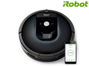 iRobot Roomba 980 (Black Edition)