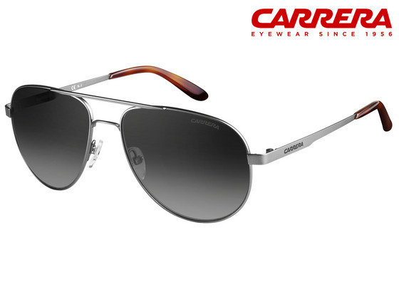 Carrera Pilot Steel Zonnebril