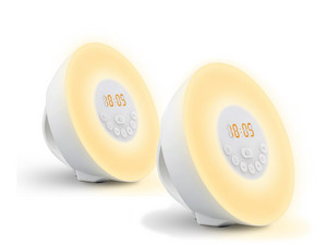 2x Yesir Wake-up Light