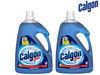 2x Calgon 2-in-1 Gel ActiClean