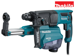 Makita SDS+ Boorhamer met Filter