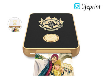 Lifeprint Harry Potter Minidrucker 2x3""