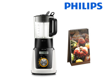 Philips Avance Collection Standmixer mit Kochfunktion | HR2098/30