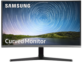 Samsung 27″-Curved-Monitor (Full HD)