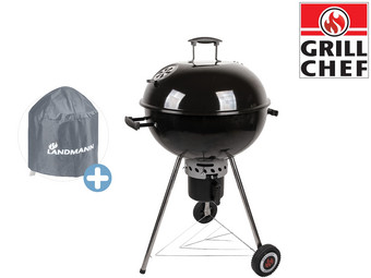 Grillchef by Landmann Kogelbarbecue | 53 cm | Incl. Hoes