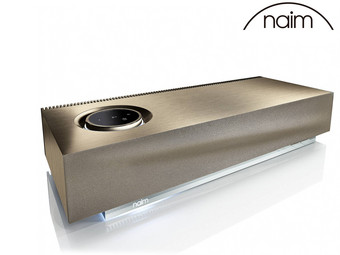 Naim Mu-so Multiroom Wifi Speaker | Dune Edition