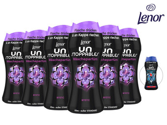 6-pack Lenor Unstoppables Wasparels | Mystic of Active | 6x 210 g