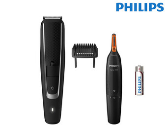 Philips Bart- und Nasentrimmer | BT5503/85