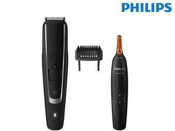 Philips BT5503 / 85 Bart- und Nasentrimmer