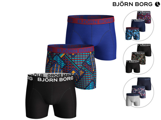 3x Björn Borg Boxershort