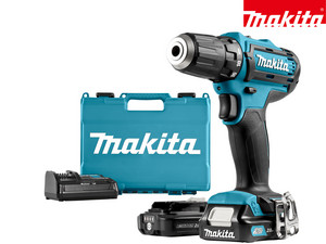 Makita 12 V Schroef-/Boor & Accu's