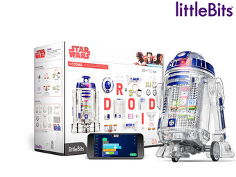 LittleBits Star Wars Droid Inventor Kit | Bouw je eigen Star Wars Robot