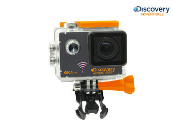Discovery Adventures 4K-Action-Cam Pro mit WLAN
